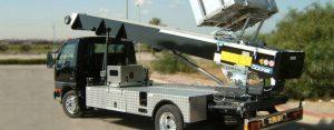 מתקני הרמה למשאית